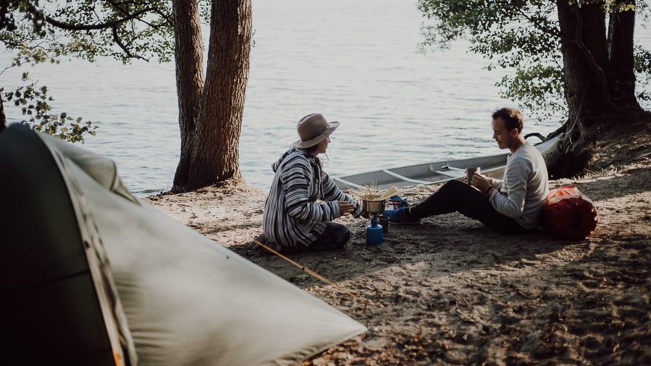 Kanutour auf der Mecklenburgischen Seenplatte: Ein Wochenende in der Natur
