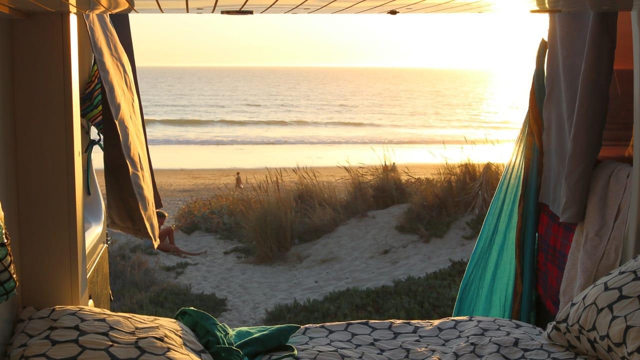 Camping und Surfen in Portugal: Eine Lovestory?