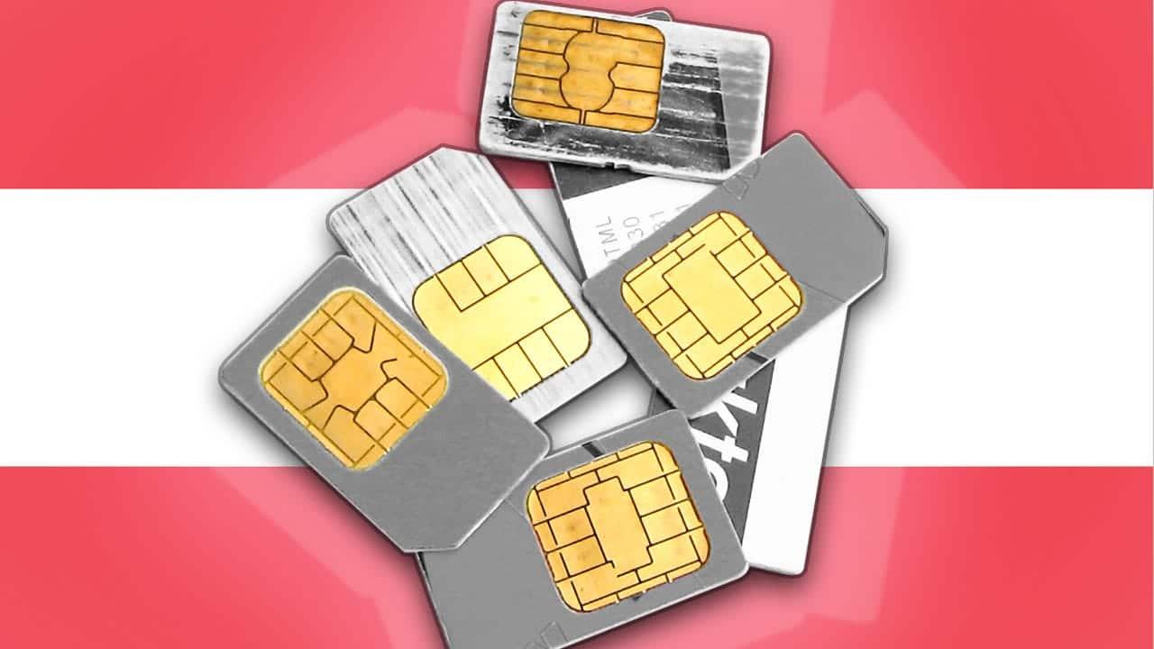 Prepaid Karten Österreich FIMG