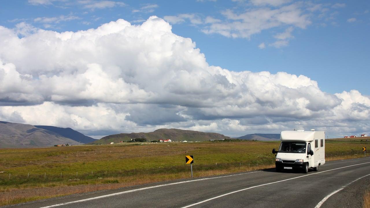 Verreisen mit Wohnmobil und Wohnwagen: Immer am schönsten Fleckchen Erde