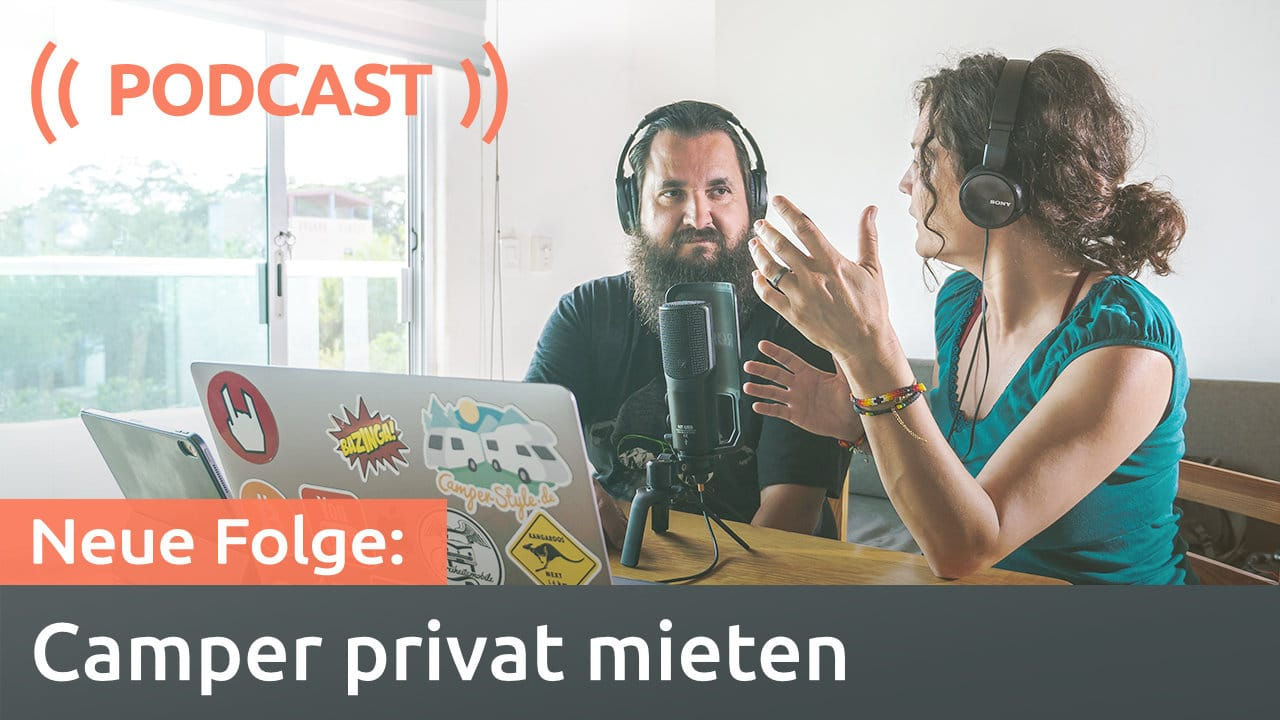 Podcast: Camper privat mieten