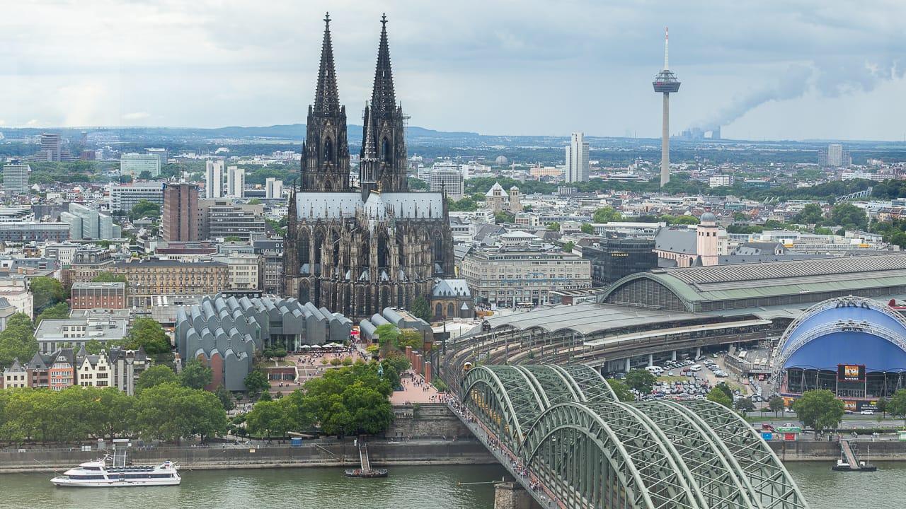 Camping in Köln