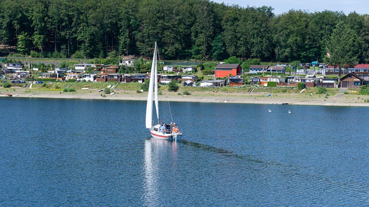 Routenempfehlung für einen Campingurlaub im Sauerland mit Kind
