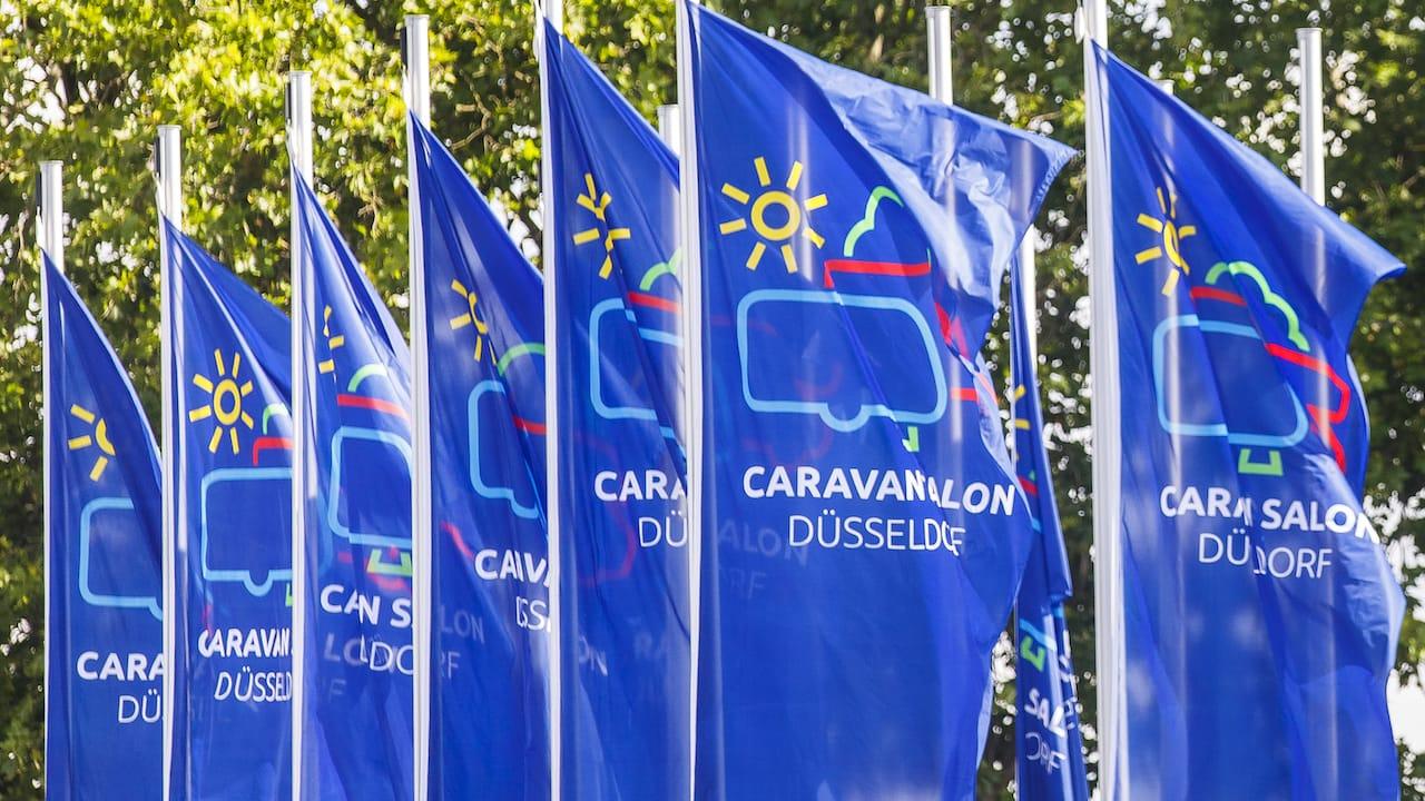Caravan Salon Düsseldorf 2020 – Start unter besonderen Bedingungen