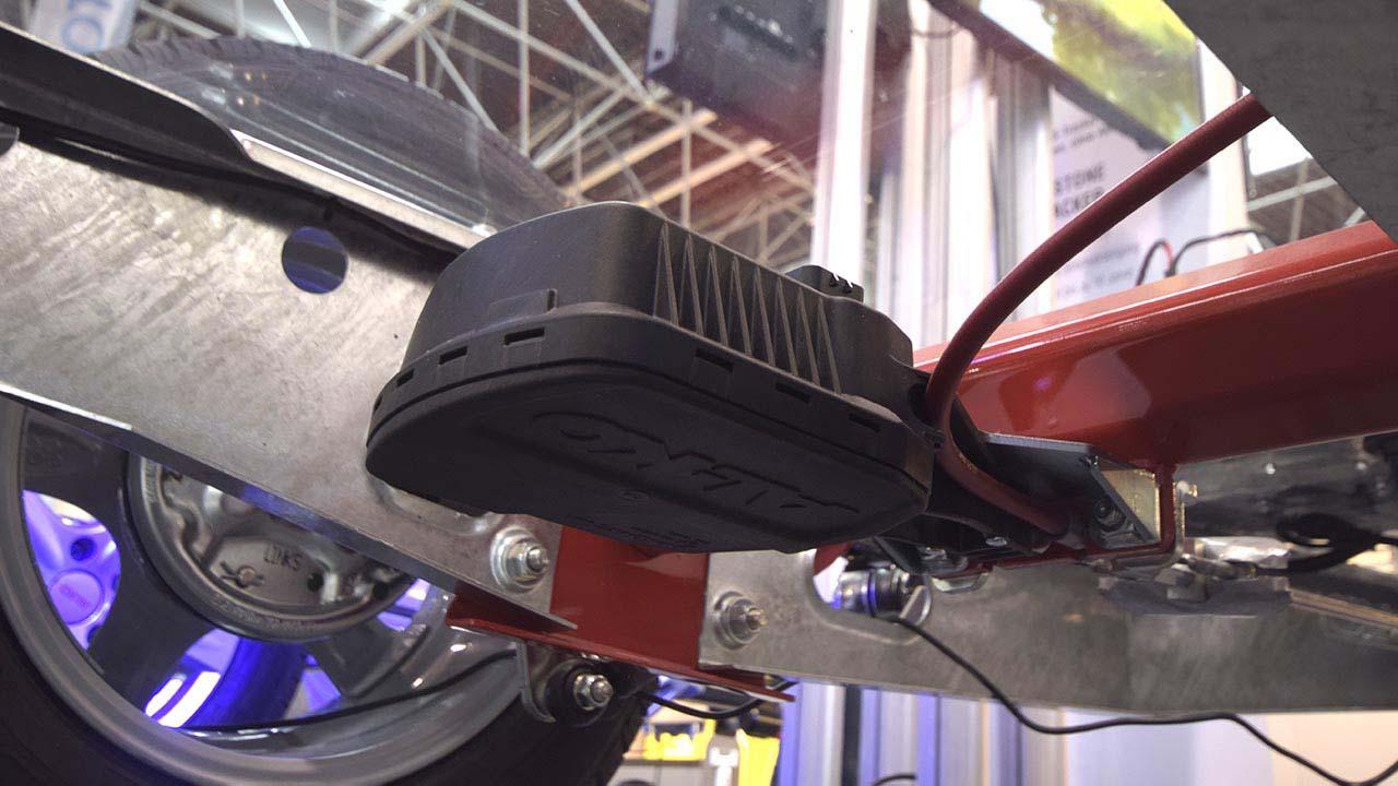 Messeneuheit: Upgrade für Antischlingersystem ATC von AL-KO