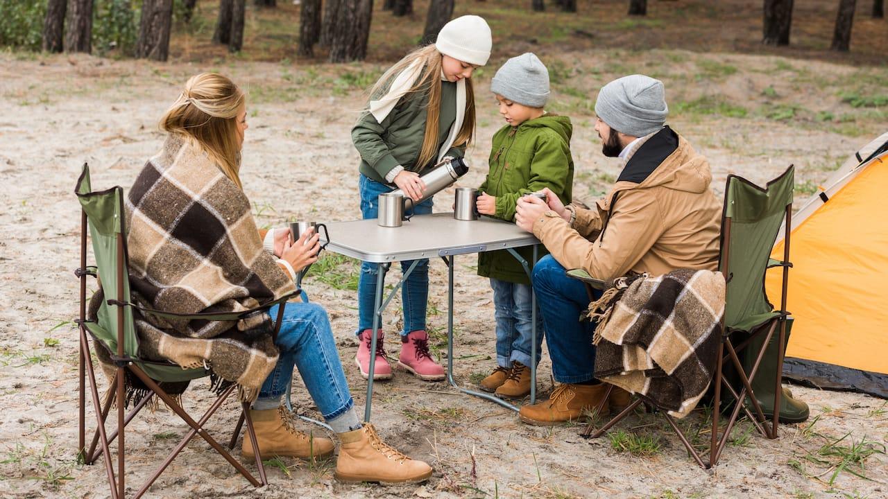 Den besten Campingtisch finden - in unserem Kaufratgeber geben wir Tipps zur Anschaffung