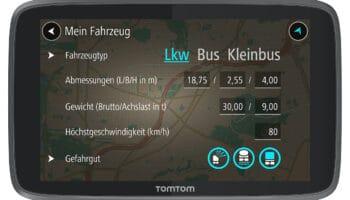 Immer auf dem richtigen Weg bleiben: Navigation für Wohnmobile und Wohnwagen