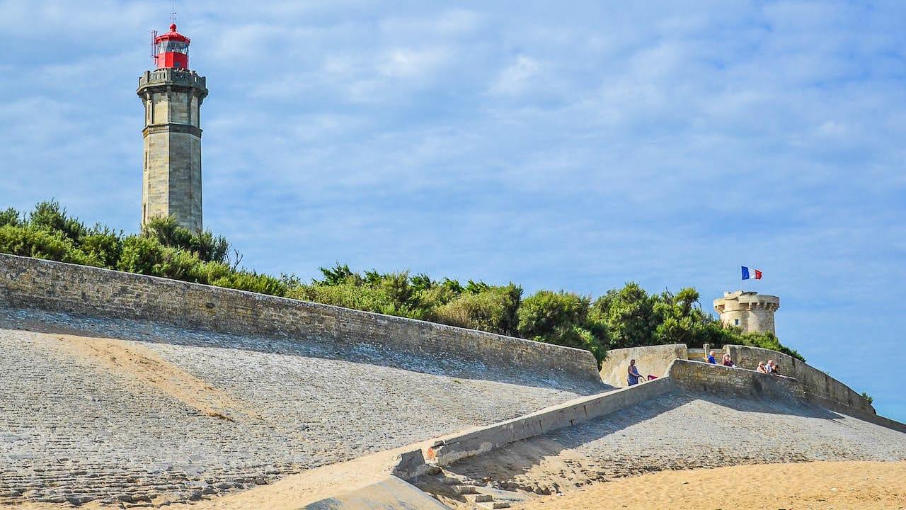 Französische Inseln Île de Ré und Île d'Oléron: Kurs West-Süd-West und 1000 Kilometer geradeaus